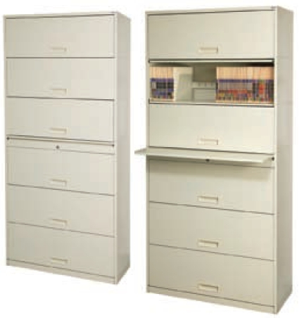 Lockable Filing Cabinets, Retractable Door Cabinet, Flipper Door Files,  Flipper File Cabinets, Retractable Doors Shelving